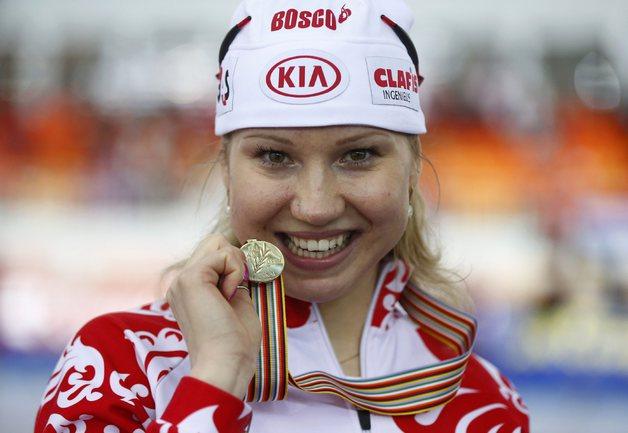 Ольга Фаткулина принесла России второе золото чемпионата мира