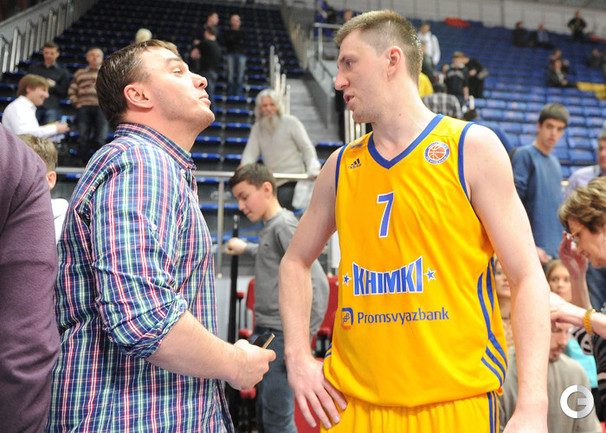 Кирилл Андреев («Иванушки International») и Виталий Фридзон.