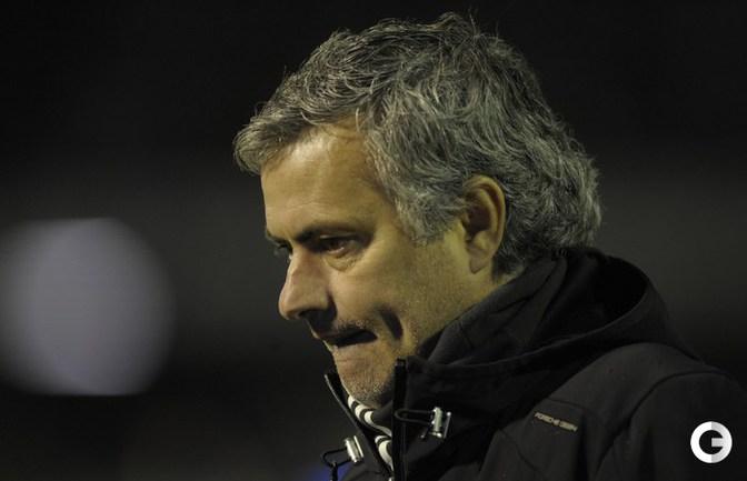 Летом 2013 года состоится возвращение Жозе МОУРИНЬЮ в лондонский клуб? Фото AFP.