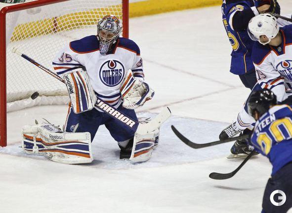 Николай Хабибулин - игрок дня в НХЛ