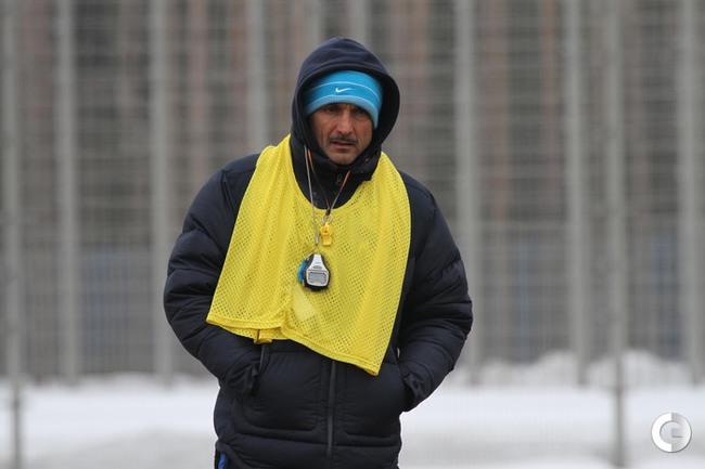 """Спаллетти готовит сюрприз в матче с """"Тереком"""""""