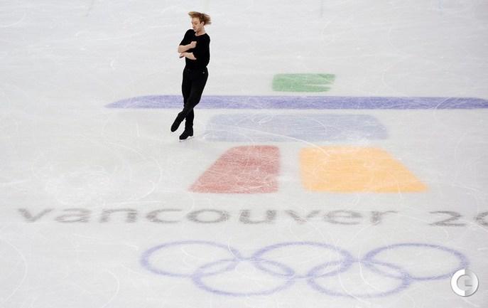 11 февраля 2010. Ванкувер. AFP.