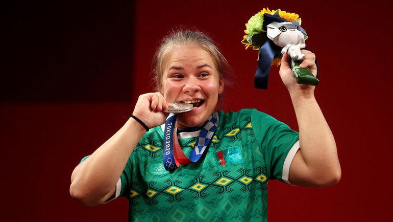 Полина Гуреева. Фото Getty Images