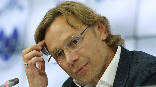Валерий Карпин: итальянский журналист Россано Доннини— оновом главном тренере сборной России
