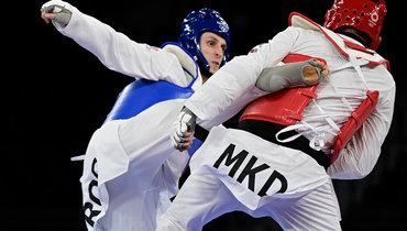 Владислав Ларин (всинем). Фото AFP