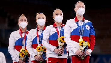 Российские чемпионки. Фото Getty Images