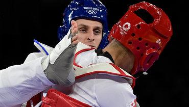 Российский тхэквондист Ларин назвал причины своей победы наОлимпиаде вТокио