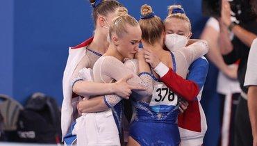 Немов отреагировал на победу российских гимнасток на Олимпиаде в Токио