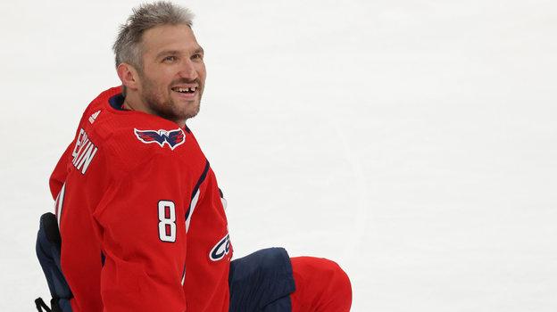 Александр Овечкин подписал новый контракт с «Вашингтоном» на5 лет, подробности иоценка зарплаты хоккеиста