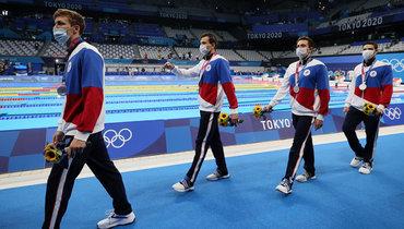 Россия поучаствовала висторическом провале пловцов сборной США наОлимпиаде