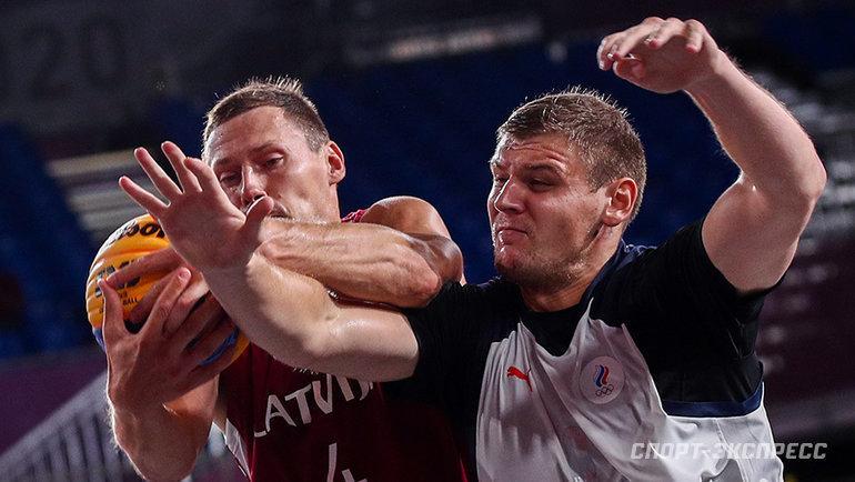 Российские баскетболисты радуют результатами наОлимпиаде. Фото Дарья Исаева, «СЭ» / Canon EOS-1D X Mark II