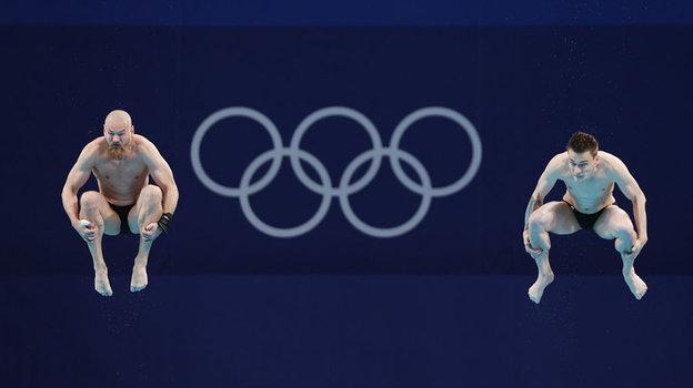Евгений Кузнецов и Никита Шлейхер. Фото Getty Images