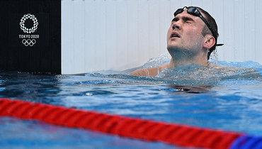 Колесников необращает внимания нарекордное время вполуфинале Олимпиады