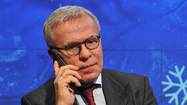 Вячеслав Фетисов. Фото Евгения Матвеева, «СЭ»