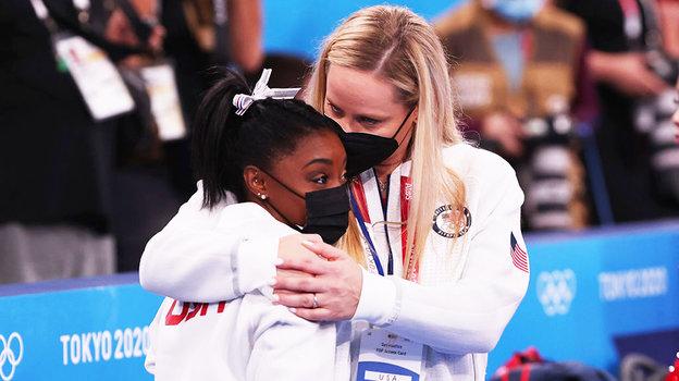 Олимпийские игры вТокио. Почему снялась ссоревнований Симона Байлз. Выступитли она наИграх