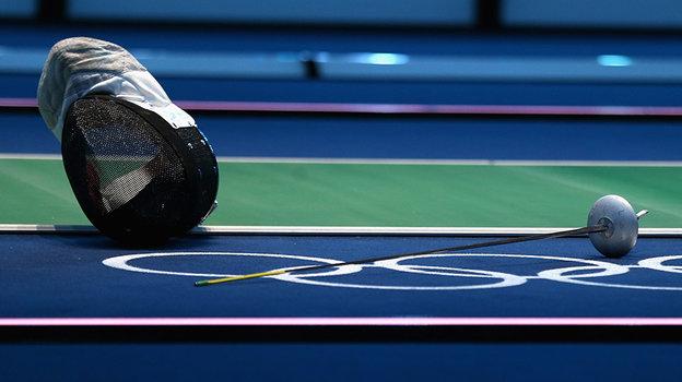 Фехтование. Фото Getty Images