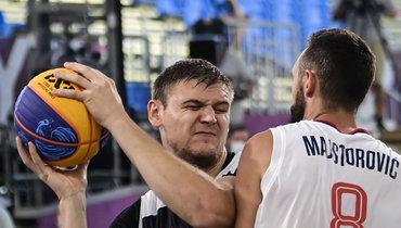 Илья Карпенков (слева). Фото AFP