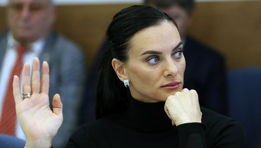 Елена Исинбаева. Фото Федор Успенский, «СЭ»