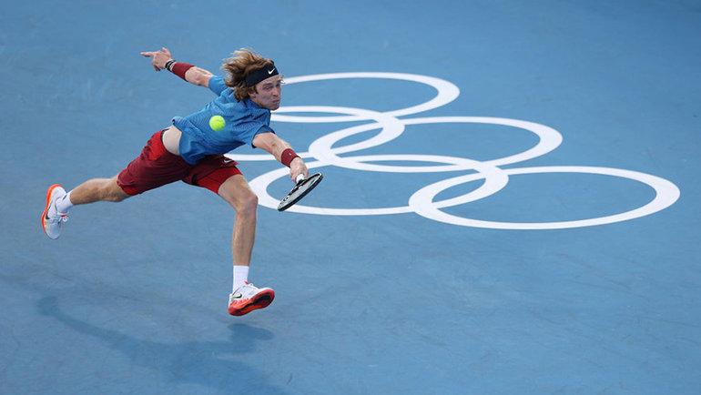 Андрей Рублев. Фото Getty Images