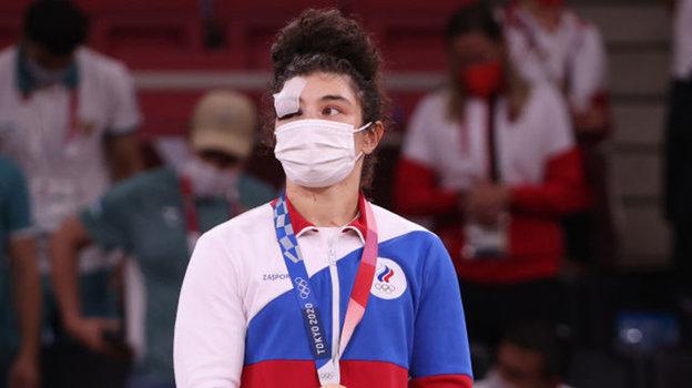 Олимпиада-2020 вТокио, дзюдо: интервью Мадины Таймазовой, бронзовой медалистки Игр