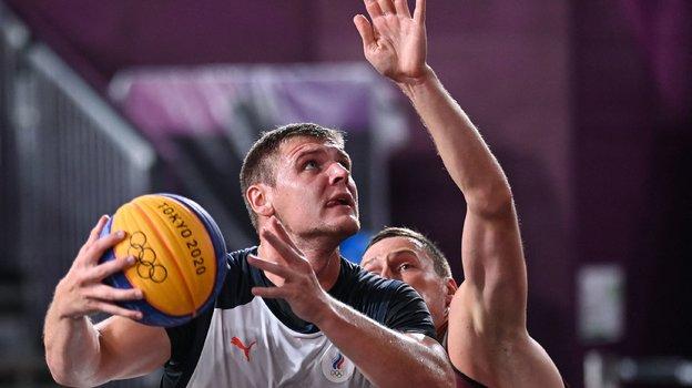 Илья Карпенков. Фото AFP