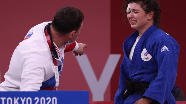 Мадина Таймазова. Фото Reuters