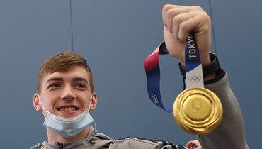 Максим Храмцов рассказал о разговоре с отцом после победы на Олимпиаде-2020