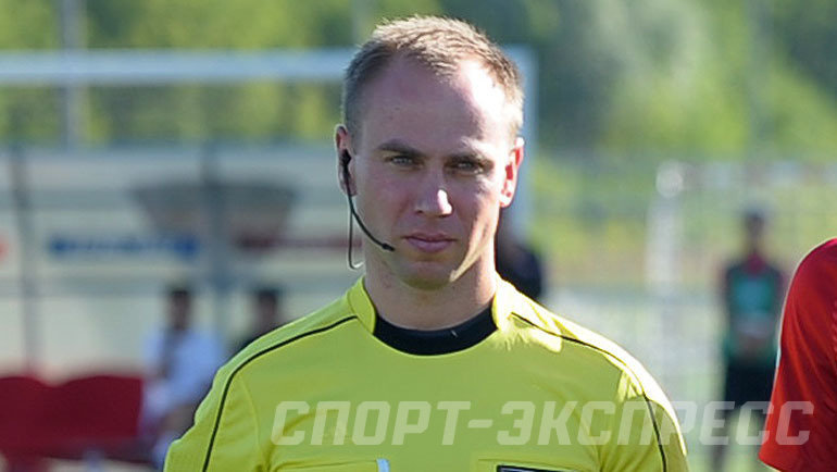 Александр Шимарыгин. Фото Федор Успенский.