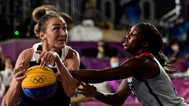 Олимпиада 2021: баскетбол 3x3. Женская имужская сборные России проиграли вфинале Токио-2020