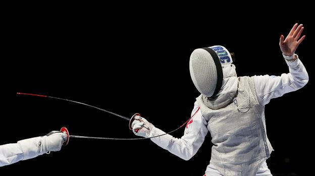 Инна Дериглазова. Фото Reuters