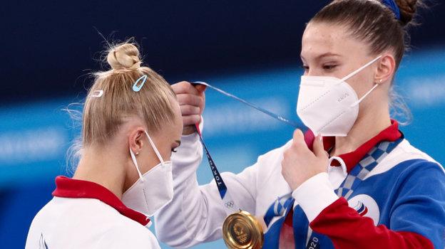 Олимпиада вТокио: как выступят гимнастки ОКР вличном многоборье после победы вкоманде? Фото Дарья Исаева, «СЭ» / Canon EOS-1D X Mark II