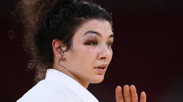 Мадина Таймазова. Фото AFP