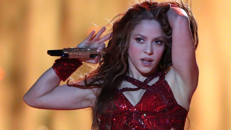 Шакира. Фото Reuters