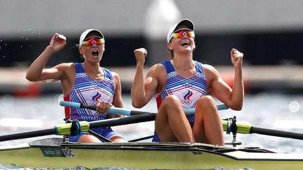 Олимпиада 2021, академическая гребля. Женщины. Медаль Василисы Степановой иЕлены Орябинской. Как это было