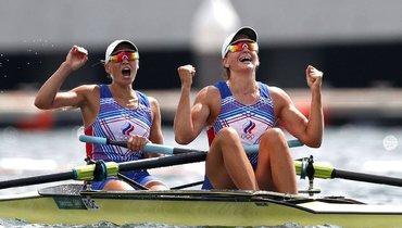 Российские гребцы впервые за17 лет выиграли медали вакадемической гребле