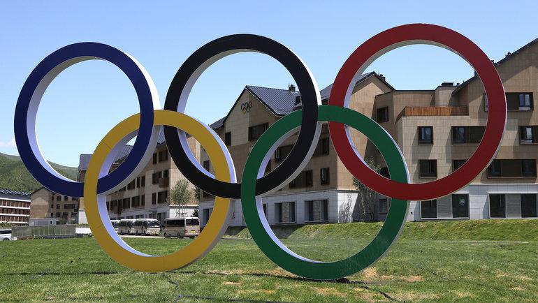 Олимпийская деревня. Фото Reuters