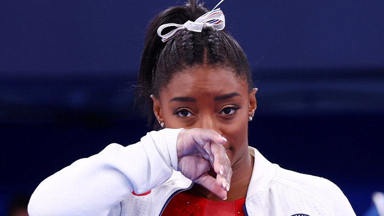 Симона Байлз. Фото Reuters