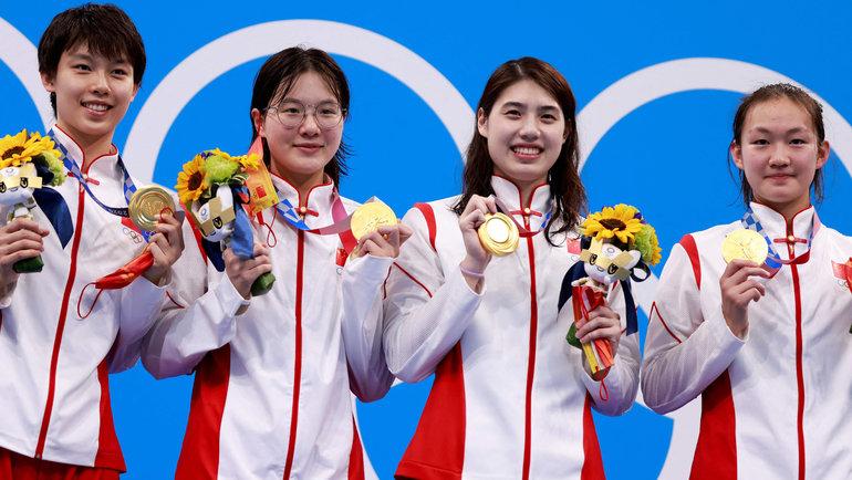 Сборная Китая. Фото Reuters