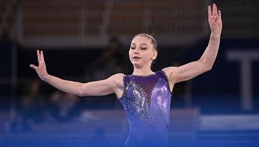 Олимпийская чемпионка вспортивной гимнастике Ахаимова может завершить карьеру