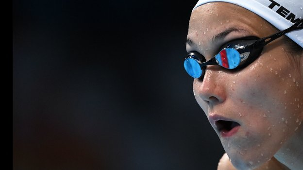 Мария Темникова. Фото AFP