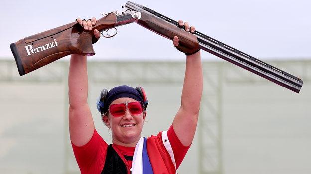 Зузана Стефечкова. Фото Reuters