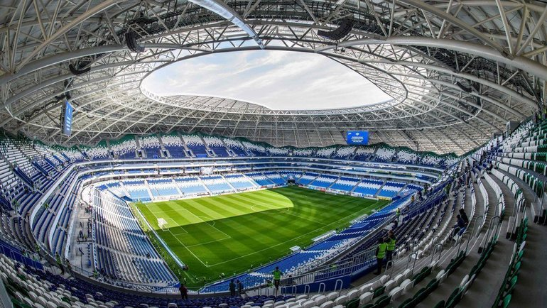 Стадион «Солидарность Самара Арена». Фото AFP