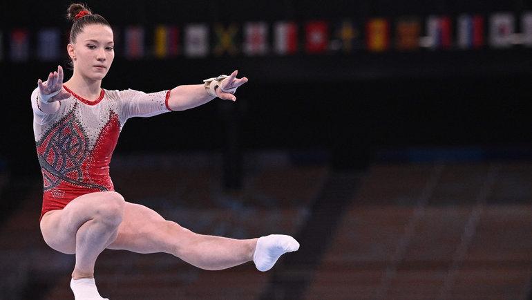 Владислава Уразова. Фото AFP