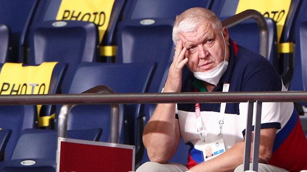 Олимпиада 2021: гандбол, первая победа женской сборной России вТокио. Интервью Евгения Трефилова