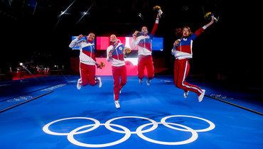 Золото, серебро итри бронзы: медали России наОлимпиаде 29июля