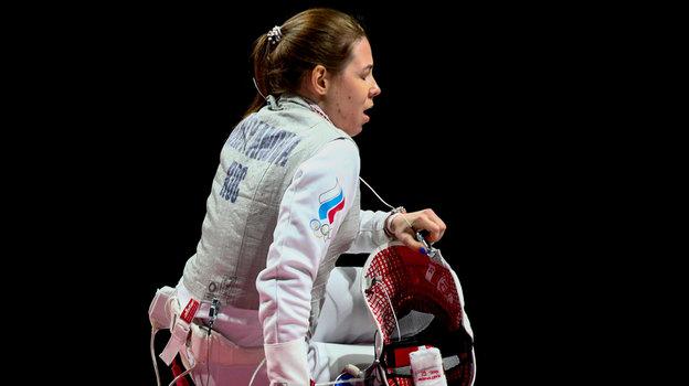 Олимпиада 2021, фехтование, командная рапира. Марта Мартьянова— кто она такая