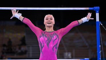 Олег Матыцин поздравил гимнастку Мельникову сбронзовой медалью Олимпиады