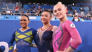 «Без Байлз интереснее». Мнение нашей лучшей гимнастки Ангелины Мельниковой