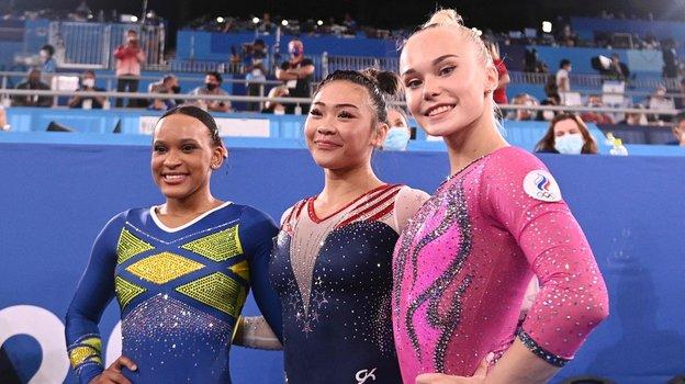 Олимпиада 2021: спортивная гимнастика. Ангелина Мельникова— обронзе вличном многоборье, интервью