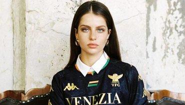 «Венеция» представила форму напервый за19 лет сезон серии А